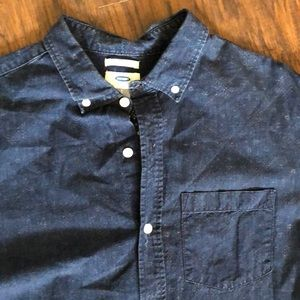 Men's Old Navy Denim Shirt